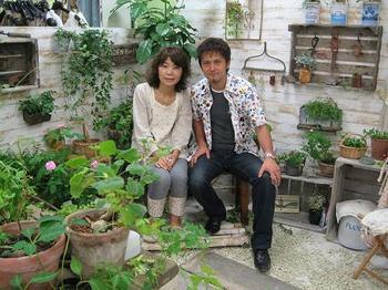 2007年9月13日名古屋高島屋 このバラが今も・・・。.jpg