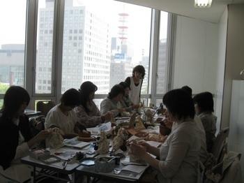 4月名古屋三越栄店でドール教室2日間の後岡山へ.jpg