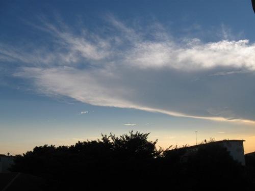きれいだな~夕方の空.jpg