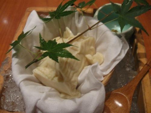 ごま豆腐 何と美味しい♪.jpg