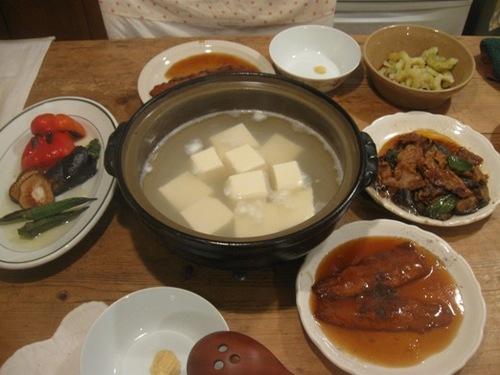 さっそく湯豆腐に・・・。.jpg