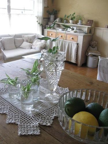 テーブルからソファーコーナーを♪.jpg