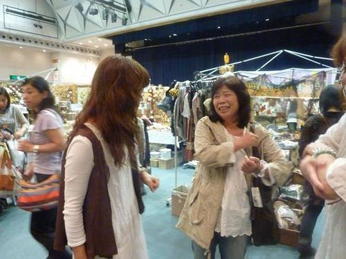 ドッキリ成功♪と 喜ぶ姉(笑).JPG