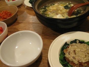ハンバーグと中華スープ.jpg