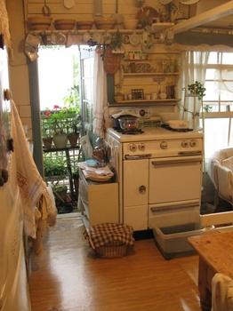 ベランダの洗濯物が濡れないようにカーテンを。.jpg