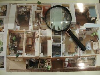 ミニチュアハウスを真上から写して。.jpg
