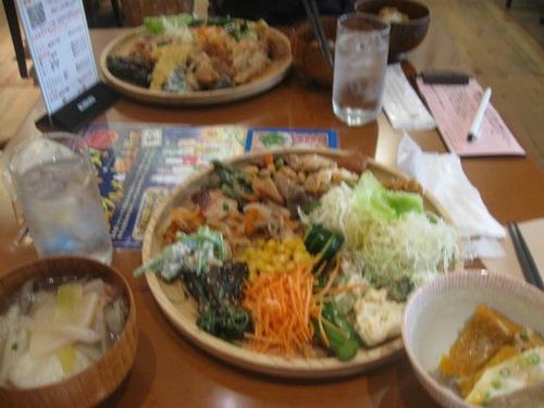 又またきくちゃんと野菜を食べに行ってきました~.jpg