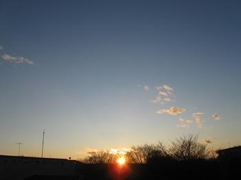 夕方5時10分前 陽が伸びましたね~.jpg