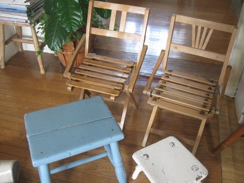 子供用折り畳み椅子とスツール.jpg