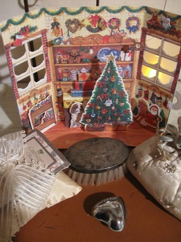 我が家のクリスマス(笑).jpg
