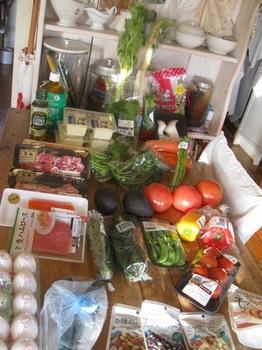 野菜ランチの材料と家のおかず用.jpg
