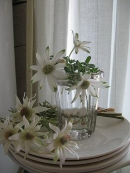 生花とフェイクのコラボ♪.jpg