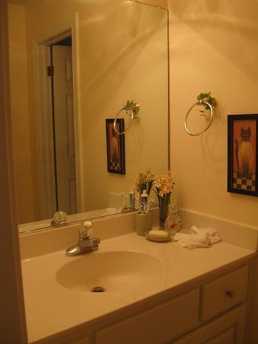 4日目 部屋から 洗面所 お風呂 トイレ 洗面所 廊下と続きます.jpg