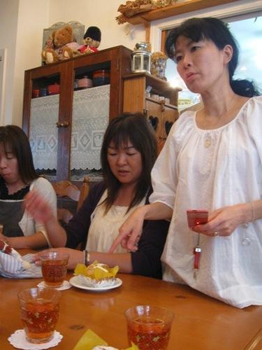 ブリちゃん シュークリームの説明を♪.jpg