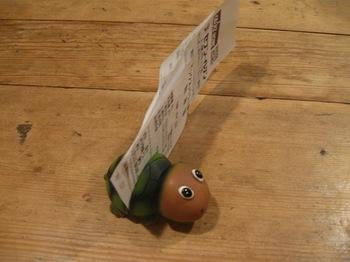 亀のマグネット♪可愛い男の子からのプレゼントです^;^.jpg