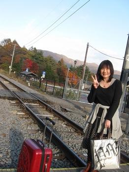 去年も 今年も 偶然同じ列車♪.jpg
